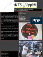 Weekly Newsletter – 14 January 2009 / Issue Number