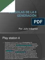 Computo Trabajo 1 Consolas de La 8 Generación
