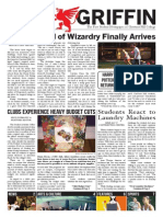 The Griffin, Vol. 5.2, October 2014