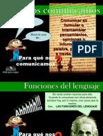 FuncionesLenguaje Castellano