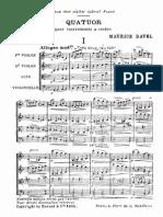 Ravel String Quartet