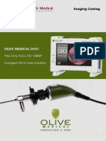 OLIVE MEDICAL OVS1 HD DEVICE