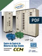 Manual Centro de Control de Motores en Baja Tensión - CCM -