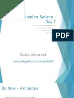 Lesson #23 - Visual Fraction Models to Algorithm