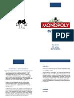 monopoly creative book