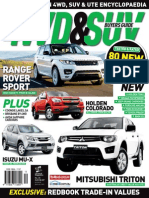 Australian 4WD & SUV Buyers Guide - February 2014