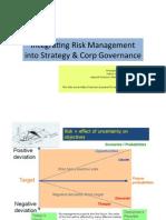 Integrating Risk Mng PVE 2013