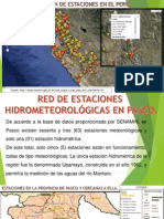 Mapas Hidrometria en El Peru