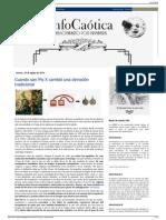 InfoCaótica Agosto 2014