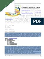 Klausul ISO 9001 2