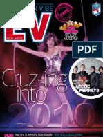 European Vibe Magazine January 2010