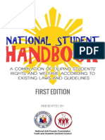 The National Student Handbook - 1st Edition