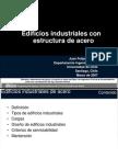 Edificios Industriales - Naves