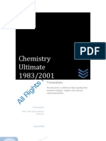 Chemistry Ultimate Release Candidate 1 (Fully Revised)