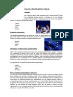 Democracia y Formas de Gobierno en Europa