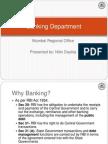 Banking Department