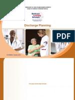 Discharge Planning Booklet ICN908184