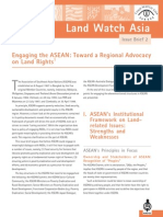Issue Brief 2:Engaging the ASEAN