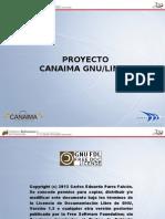 Presentacion Canaima ME CP