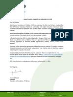 SFD'14 - Invitation