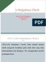 Presentasi CRC
