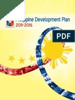 Philippine Development Plan, 2011-2016