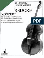 Dittersdorf Concerto in Mi Maggiore