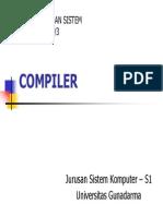 Tayangan Compiler 1