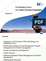 PMP Introduction PMBOK V4.0