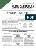 Br 01 III Serie 2o Suplemento 2009
