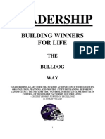 Bulldog Leadership Manual