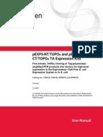 Pexp5 TOPO User Manual