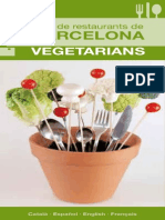 Guia Vegetarianos Barcelona