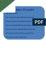 Man Jadda Wajada