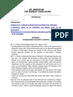 13D. Dr. Ambedkar in the Bombay Legislature Appendix.pdf