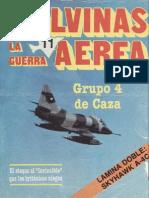 Malvinas La Guerra Aerea Nro 11