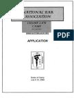 Crump Law Camp Application