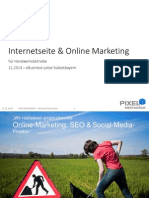 Online Marketing Fuers Handwerk