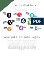 BBC Radio Stations.