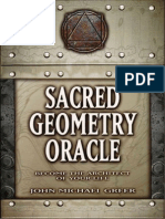 Sacred Geometry Oracle - J.Greer