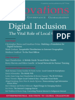 Innovations - Digital Inclusion