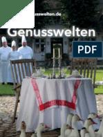 2014 Genusswelten in Schleswig Holstein