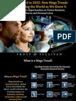 Global Post AB 2025MegaTrends
