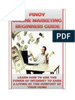 Pinoy Online Marketing Beginners Guide