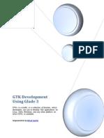 GTK Development Using Glade 3