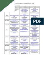Term 1 Planner 10 Maths Extension 2014