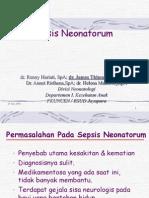 Sepsis Neonatorum 2014