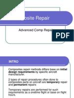 Aircraft composite repair