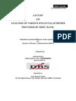 Financial Scheme by Hdfc Scheme Marketing