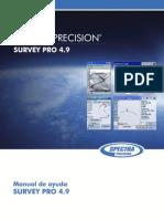 Manual de Ayuda Survey Pro 4.9